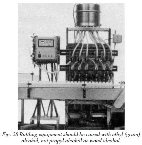 bottling equipment
